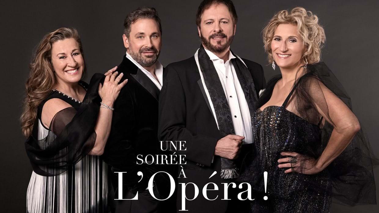 Une soirée à l'opéra