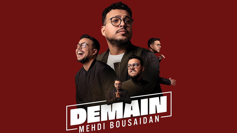 Mehdi Bousaidan - Demain